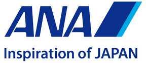 Авиакомпания ANA All Nippon Airways (Олл Ниппон Эйрвэйс) логотип