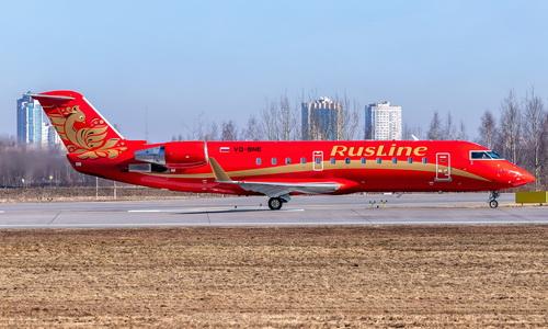 Bombardier CRJ-100 ER