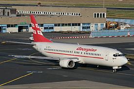 Россия и Грузия возобновили регулярное авиационное сообщение между странами