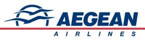 Авиакомпания Эгейские Авиалинии (Aegean Airlines) логотип
