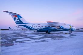 Авиакомпания Ангара открывает рейс Челябинск – Иркутск