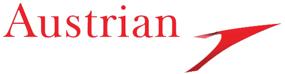 Авиакомпания Австрийские авиалинии (Austrian Airlines) логотип