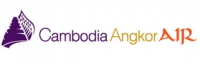 Авиакомпания Cambodia Angkor Air (Камбоджа Ангкор Эйр) логотип