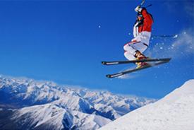 Бесплатная перевозка горнолыжного снаряжения на рейсах NordStar