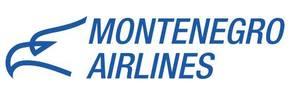 Авиакомпания Montenegro Airlines (Монтенегро Эйрлайнз) логотип