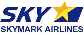 Авиакомпания Skymark Airlines (Скаймарк Эйрлайнс) логотип