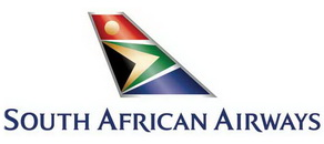 Авиакомпания South African Airways (Сауз Африкан Эйрвэйс) логотип