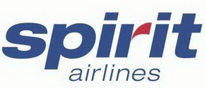 Авиакомпания Spirit Airlines (Спирит Эйрлайнс) логотип