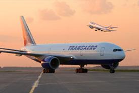 Трансаэро открывает рейс из Москвы в Минеральные Воды