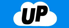 Авиакомпания UP (АП) логотип
