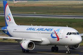 Авиапарк Уральских авиалиний получил Airbus A321