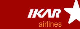 Авиакомпания Икар (Ikar Airlines) логотип