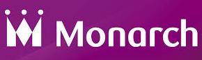 Авиакомпания Monarch Airlines (Монарх Эйрлайнс) логотип