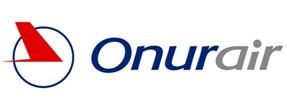Авиакомпания Onur Air (Онур Эйр) логотип