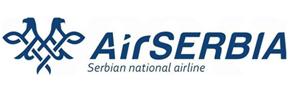 Авиакомпания Air Serbia (Эйр Сербия) логотип