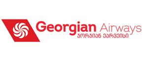 Авиакомпания Airzena - Georgian Airways (Эйрзена - Грузинские авиалинии)