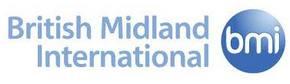 Авиакомпания БиЭмАй (BMI Airlines) логотип