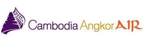Авиакомпания Cambodia Angkor Air (Камбоджа Ангкор Эйр) логотип