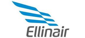 Авиакомпания Ellinair (Эллинэйр) логотип