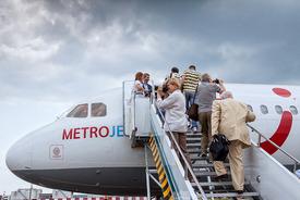 Авиакомпания METROJET