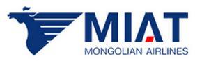 Монгольские авиалинии МИАТ (Mongolian Airlines MIAT) логотип