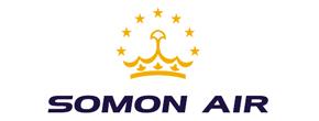 Авиакомпания Сомон Эйр (Somon Air) логотип
